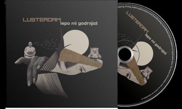 Lepo Mi Godrnjaš album